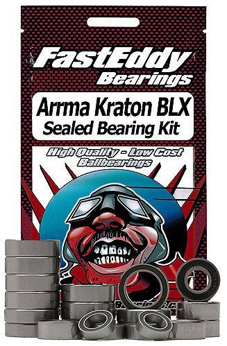 Fast Eddy Sealed Bearing Kit-ARA Kraton BLX