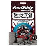 Fast Eddy TAM TT-02 Chassis Rubber Sealed Bearing Kit