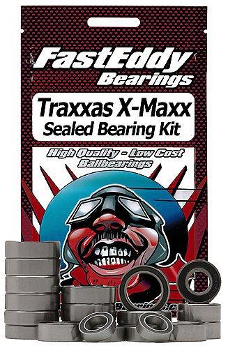 Fast Eddy Sealed Bearing Kit-TRA X-Maxx