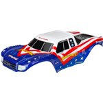 Traxxas BODY, USA BIGFOOT 4X4®, O