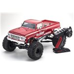 Mad Crusher Gp-Mt 4Wd Nitro Monster Truck, Readyset