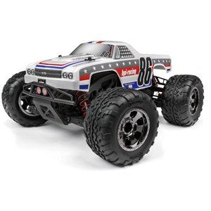 HPI Savage Xs Flux Mini Monster Truck Rtr, El Camino Ss, 4Wd