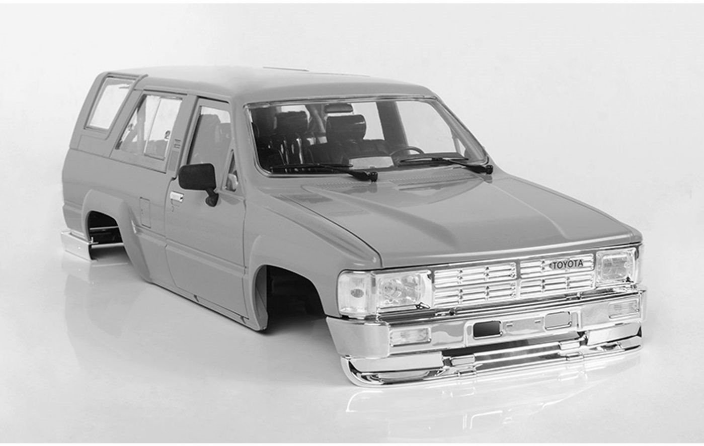 RC 4WD RC4WD 1985 Toyota 4Runner Complete Body Set