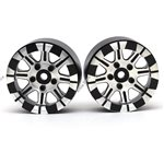 Team Raffee Co. 1.9 High Mass Beadlock Aluminum Wheels Spoke-8 (2)