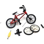 Boom Racing Team Raffee Co. Scale Accessories - BMX Bike w/ Spare Wheels Sty