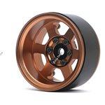 Boom Racing TE37XD KRAITT 1.9 Deep Dish Aluminum Beadlock Wheels w/ XT601 Hu