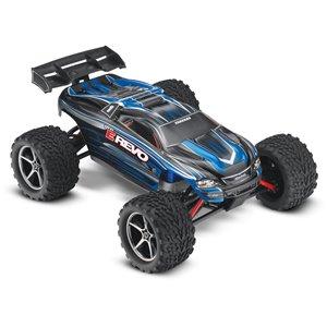 Traxxas E-REVO: 1/16 4WD RTR - BLUE