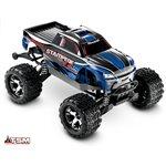 Traxxas Stampede 4X4 VXL RTR - Blue