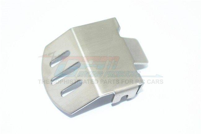 GPM Racing Stainless Steel F/R Gear Box Bottom Protector Mount For Trx4 -1P
