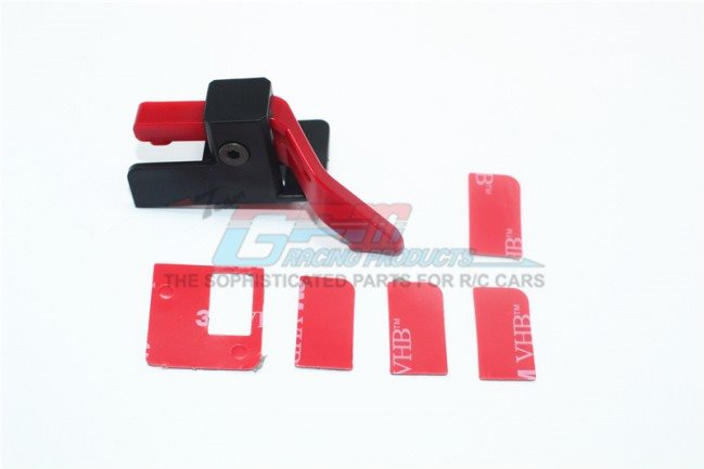 GPM Racing Scale Accessories: Easy Switch For Trx-4 -6Pc Set