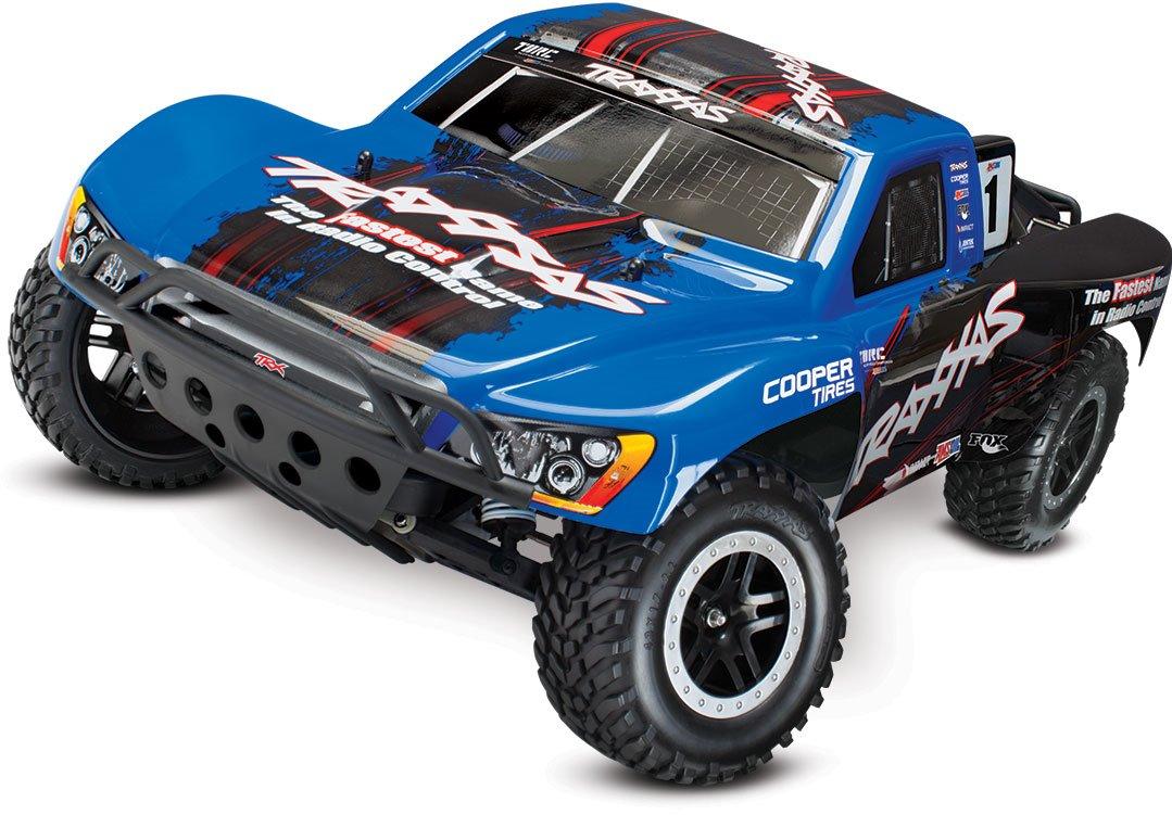 Traxxas Slash VXL:  2Wd Short-Course Truck - Blue