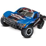 Traxxas Slash VXL:  2Wd Short-Course Truck - Blue