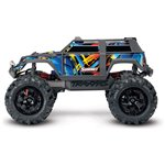 Traxxas SUMMIT: 1/16-SCALE 4WD EL