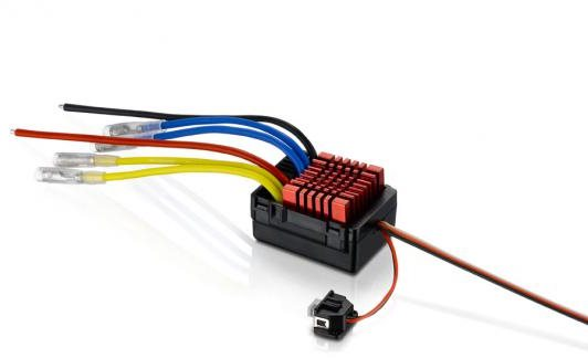 Hobby Wing Quicrun 880 Waterproof Esc, For Dual Brushed Motors