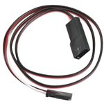 "16"" Servo Extension Cord, W/ J Connector"