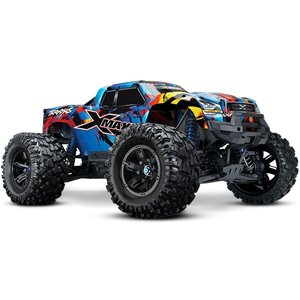 Traxxas X-Maxx 4X4, 8S Brushless Powered, RTR (Rock N Roll Design)