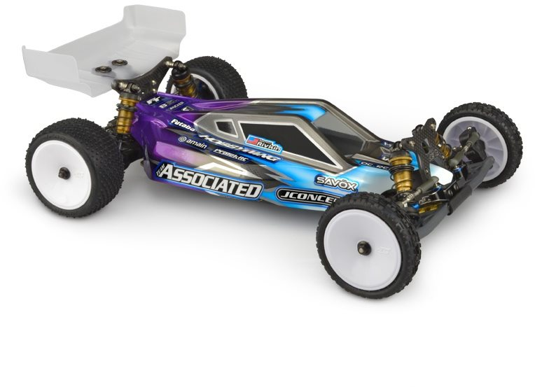 J Concepts P2k B6.1 Buggy Body W/ Aero Wing, Light Weight