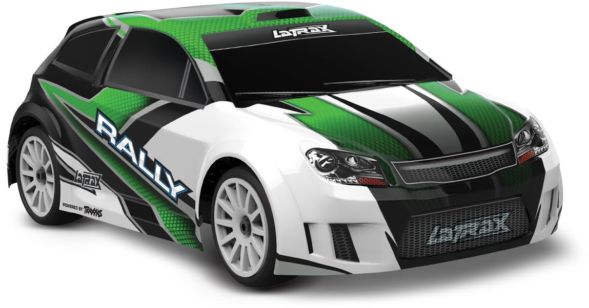 Traxxas LATRAX RALLY: 1/18 SCALE