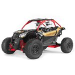 Yeti Jr. Can-Am Maverick X3 1/18 Scl Elec 4WD-RTR