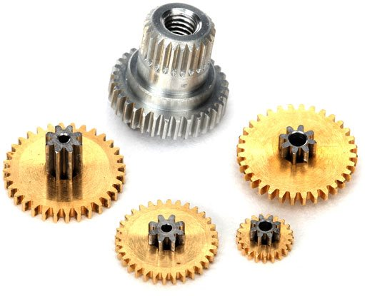 Traxxas GEAR SET, METAL (FOR 2065