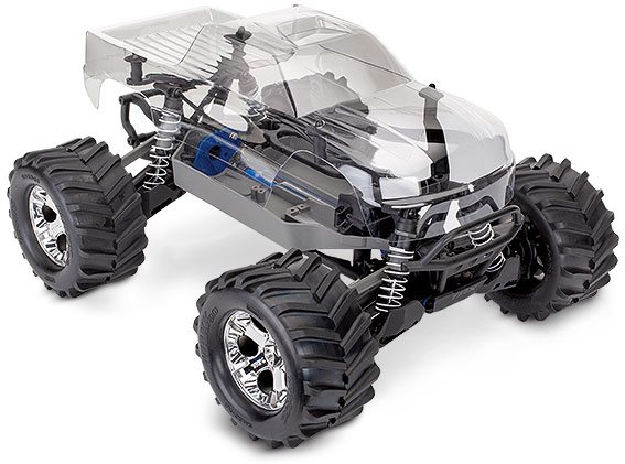 Traxxas STAMPEDE 4X4 ASSEMBLY KIT