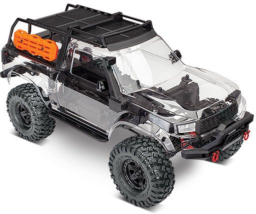 Traxxas TRX-4 SPORT ASSEMBLY KIT: