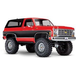 Traxxas TRX-4 K5 Blazer Red