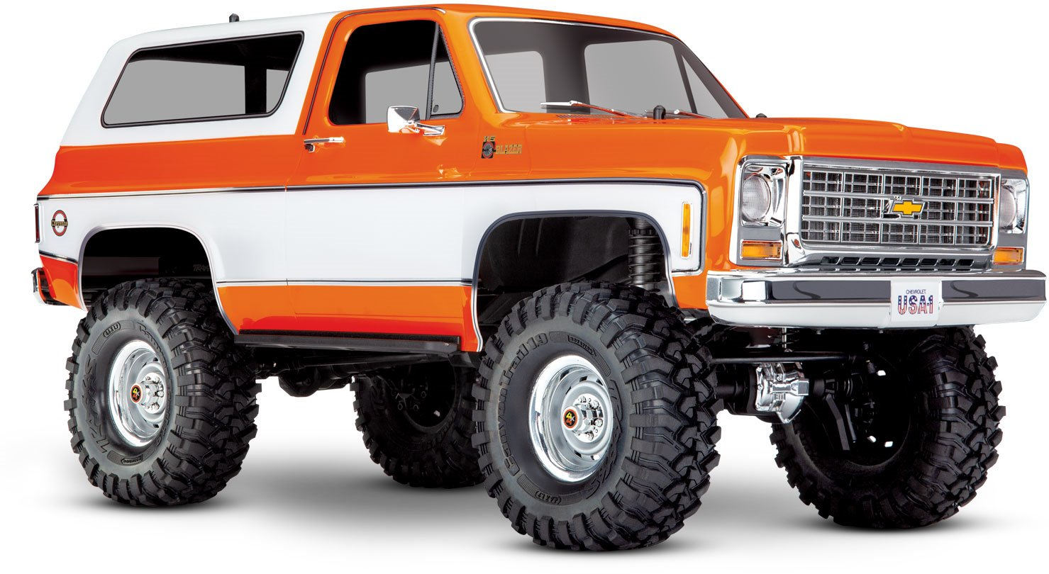 Traxxas TRX-4 K5 Blazer Orange