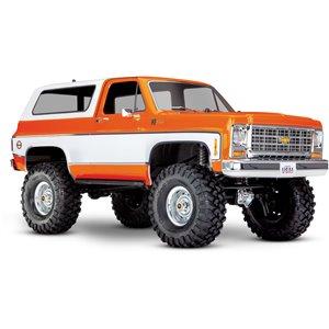 Traxxas TRX-4 K5 Blazer Orange