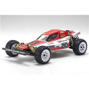 Kyosho Turbo Optima Gold 4Wd Off-Road Racer Kit