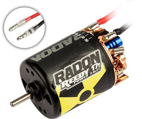 Associated Reedy Radon 2 17T 3-Slot Brushed Motor
