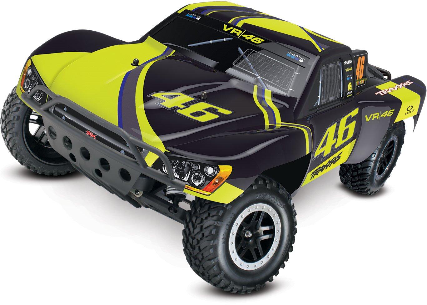Traxxas Slash 1/10 2WD RTR - VR46