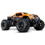 Traxxas X-Maxx 4X4, 8S Brushless Powered Monster Truck (OrangeX)