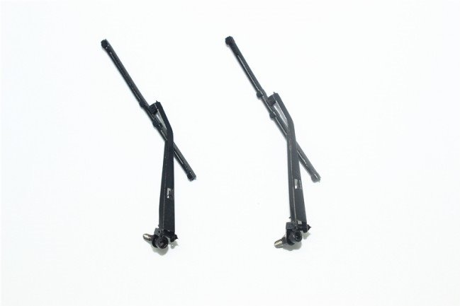GPM Racing Scale Accessories: Wiper For Trx-4 Defender -2Pc Set