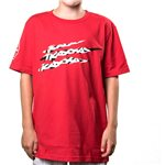 Traxxas SLASH TEE RED YS