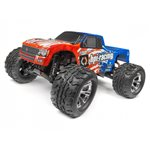 Jumpshot 1/10 Monster Truck V2 Rtr, 2Wd