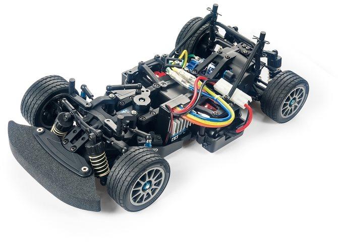 Tamiya M08 Mini Rc Rwd Chassis Kit