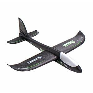 Rage RC Streamer Hand Launch Glider, Black