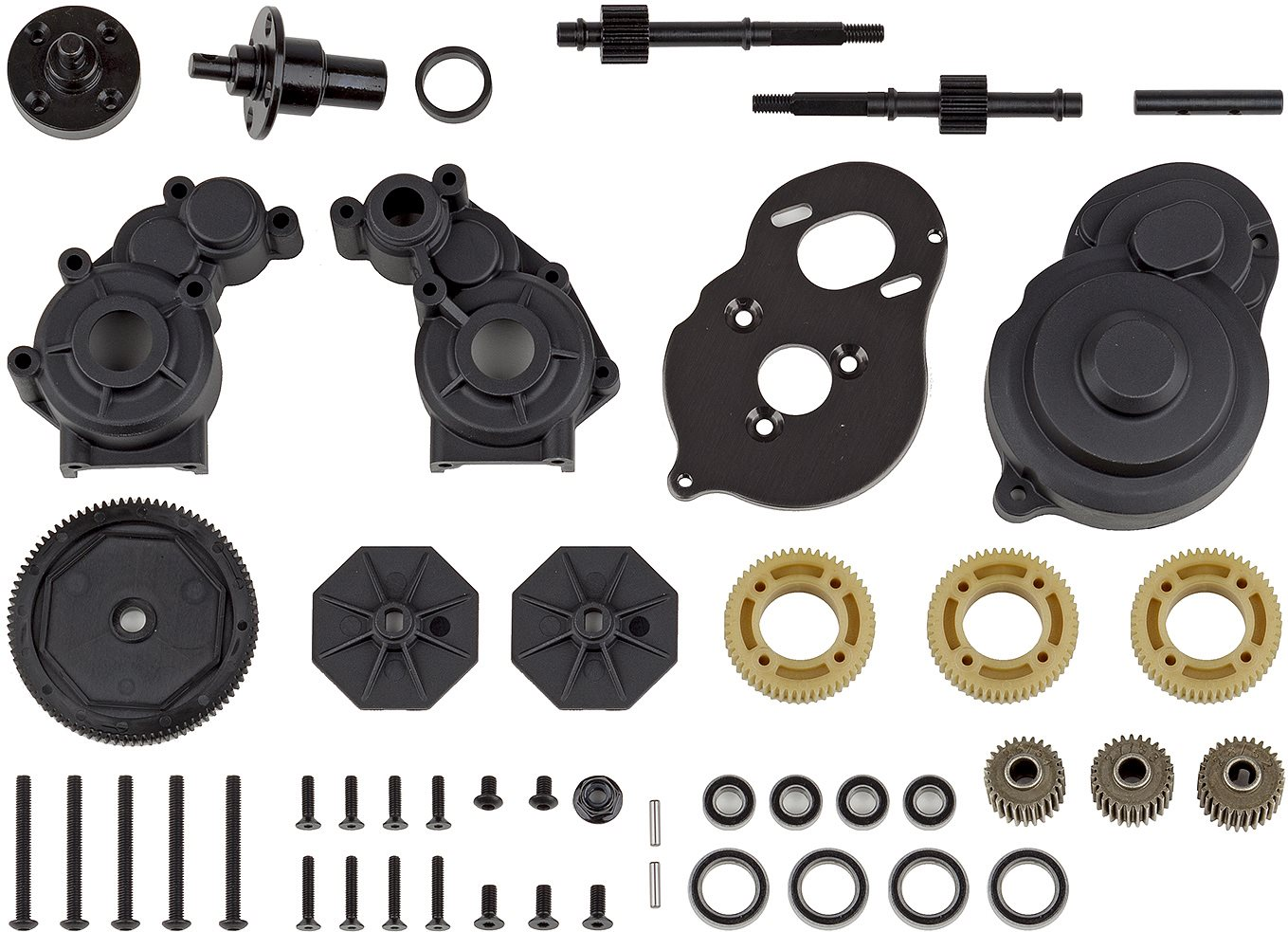 Associated Enduro Stealth X Gearbox Kit