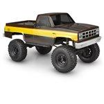 "J Concepts 1982 Gmc K10 Body, Fits 12.3"" Wheelbase"