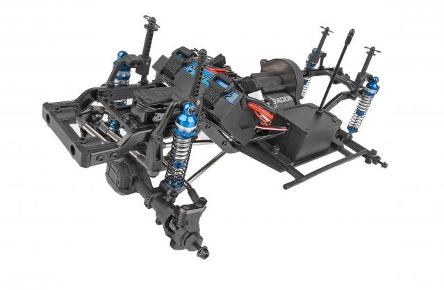 Associated Enduro 1/10 Scale Trail 4X4 Builders Kit