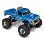 Bigfoot No. 1, 1/10 Scale 2Wd Monster Truck, Waterproof, Rtr
