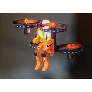 Rage RC Jetpack Commander Night Ranger Rtf Quad-Orange