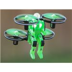 Rage RC Jetpack Commander Night Ranger Rtf Quad-Green