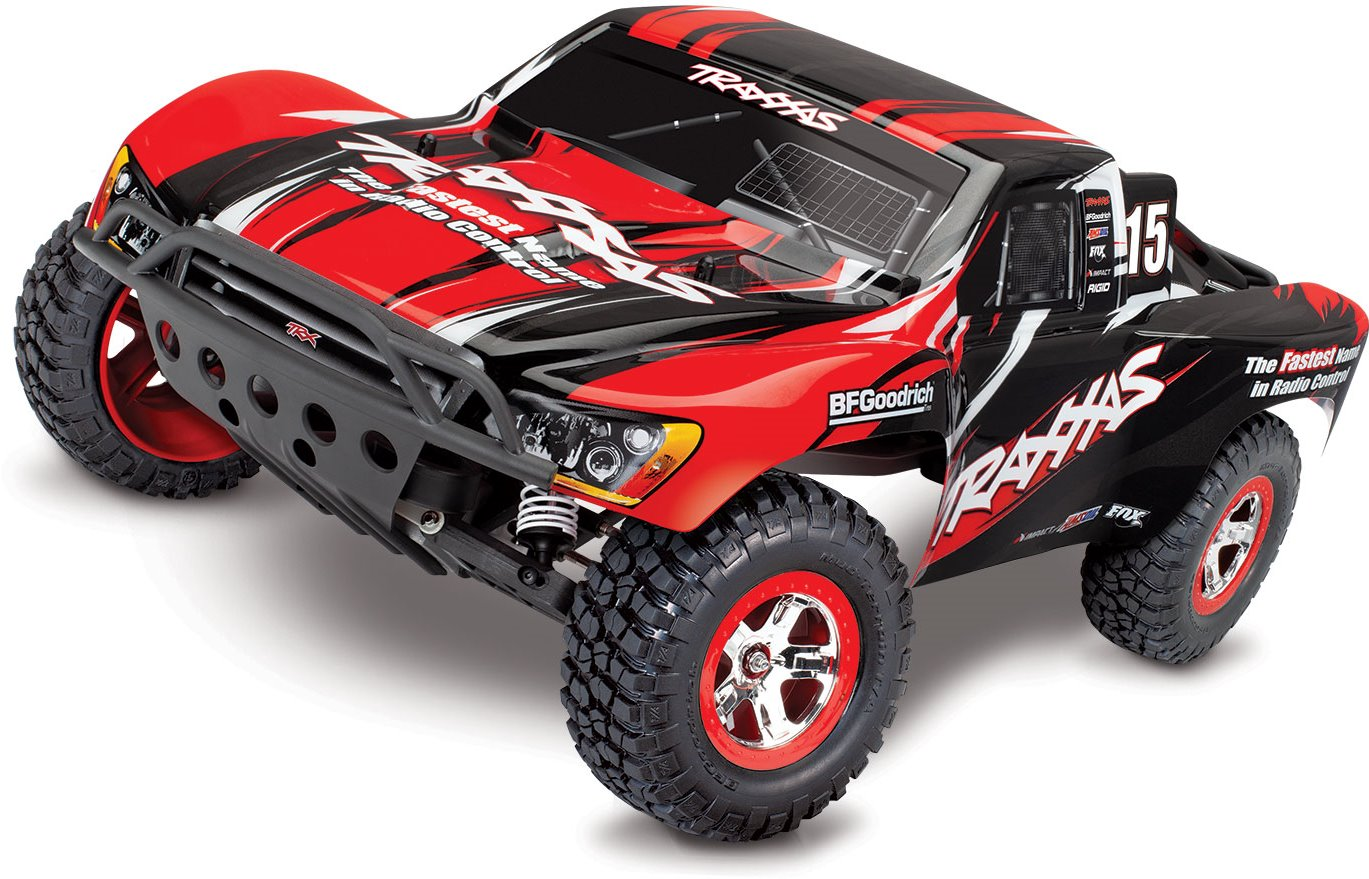 Traxxas Slash 1/10 2WD RTR - Red