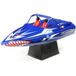 Sprintjet 9-inch Self-Righting Jet Boat RTR, Blue