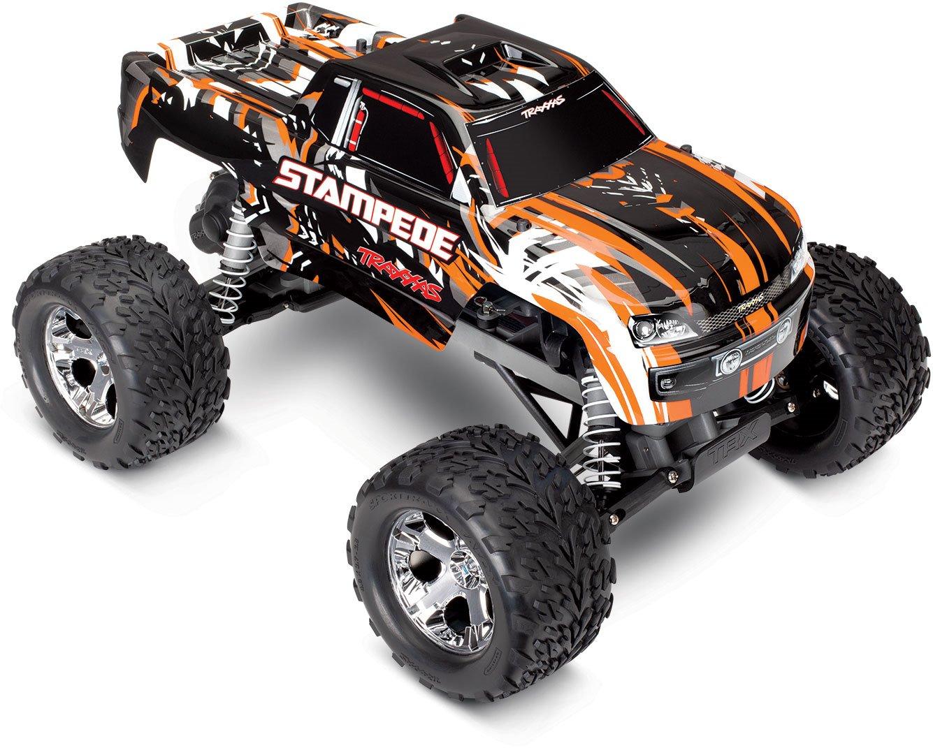 Traxxas Stampede: 1/10 Monster Truck - Orange
