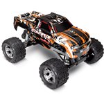 Stampede: 1/10 Monster Truck - Orange