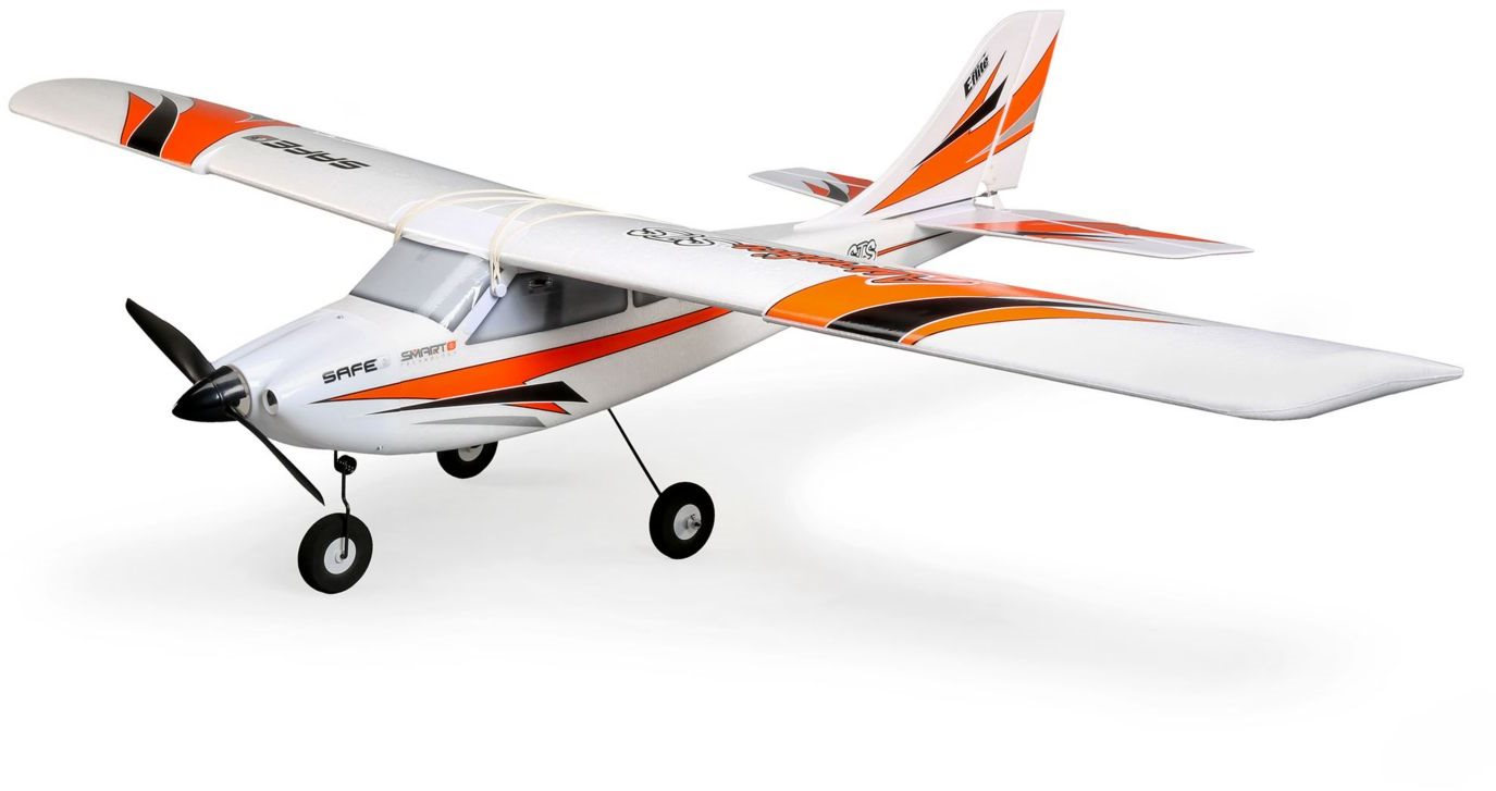 E-Flite Apprentice STS BNF Basic with SAFE 1.5m