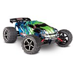 E-REVO: 1/16-SCALE 4WD RTR - Green